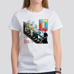 The Brady Bunch: Staircase Image Women's T-Shirt