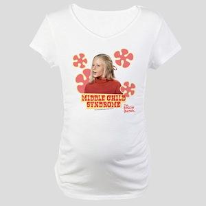 The Brady Bunch: Jan Brady Maternity T-Shirt
