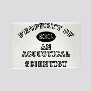 Property of an Acoustical Scientist Rectangle Magn