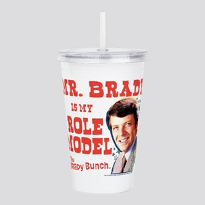 The Brady Bunch: Mr. B Acrylic Double-wall Tumbler