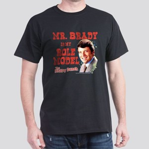 The Brady Bunch: Mr. Brady Dark T-Shirt