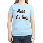 Good Curling Women's Light T-Shirt