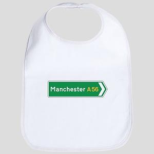 Manchester Roadmarker, UK Bib