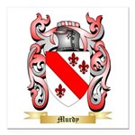 Murdy Square Car Magnet 3