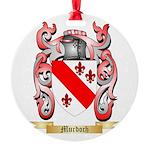 Murdoch Round Ornament