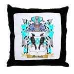 Murdoch 3 Throw Pillow