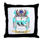 Murdoch 2 Throw Pillow