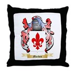 Murden Throw Pillow