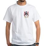 Murden 2 White T-Shirt