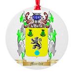 Murchie Round Ornament