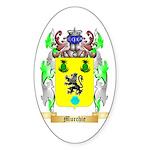 Murchie Sticker (Oval 10 pk)