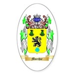 Murchie Sticker (Oval 50 pk)