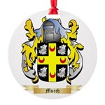 Murch Round Ornament