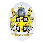 Murch Oval Ornament