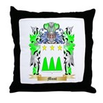 Munt Throw Pillow