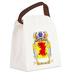 Munroe Canvas Lunch Bag
