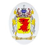 Munroe Oval Ornament