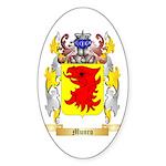 Munro Sticker (Oval)