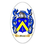 Munoz Sticker (Oval 50 pk)