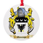 Munnings Round Ornament
