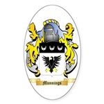 Munnings Sticker (Oval 50 pk)