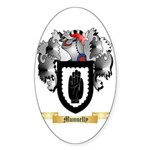 Munnelly Sticker (Oval 50 pk)