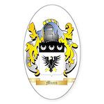 Munn Sticker (Oval 10 pk)