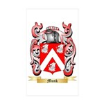 Munk Sticker (Rectangle 50 pk)