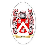 Munk Sticker (Oval 50 pk)