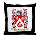 Munk Throw Pillow