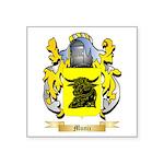 Muniz Square Sticker 3