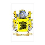 Muniz Sticker (Rectangle)
