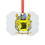 Muniz Picture Ornament