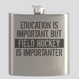 Field Hockey Is Importanter Flask