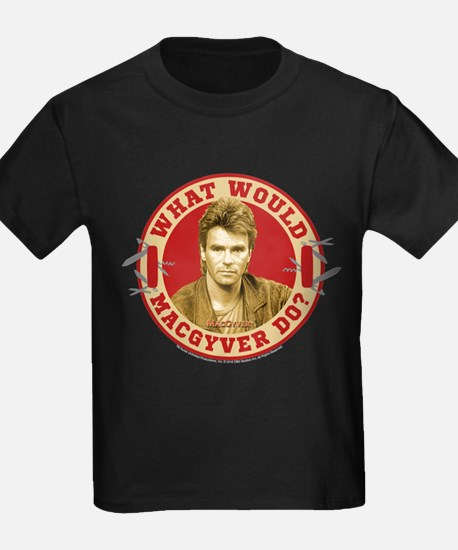 What Would MacGyver Do? T