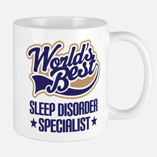 Sleep Disorder Specialist Mugs