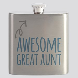 Awesome Great Aunt Flask