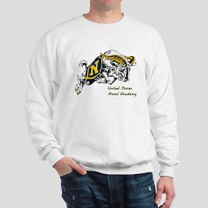 USNA Logo Sweatshirt