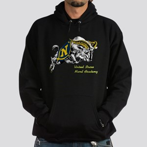 USNA Logo Hoodie (dark)