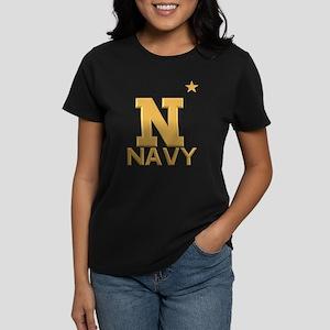 US Naval Academy Light Women's Dark T-Shirt