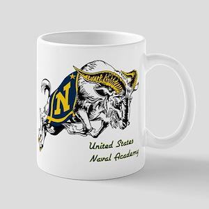 USNA Rampaging Goat Mug