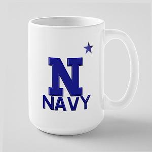 US Naval Academy Large Mug