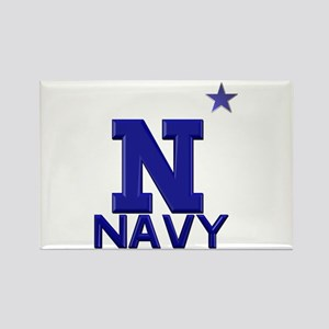 US Naval Academy Rectangle Magnet