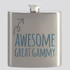 Awesome Great Gammy Flask