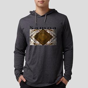 SAMOAN STYLE Long Sleeve T-Shirt