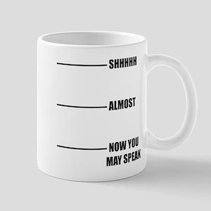 Coffee - Now You May Speak Mugs