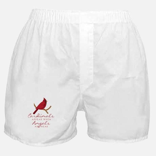 Cardinals Appear Boxer Shorts
