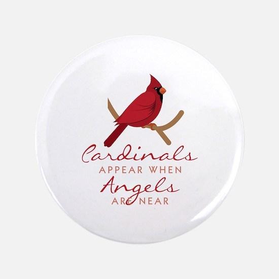 Cardinals Appear Button