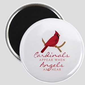 Cardinals Appear Magnets