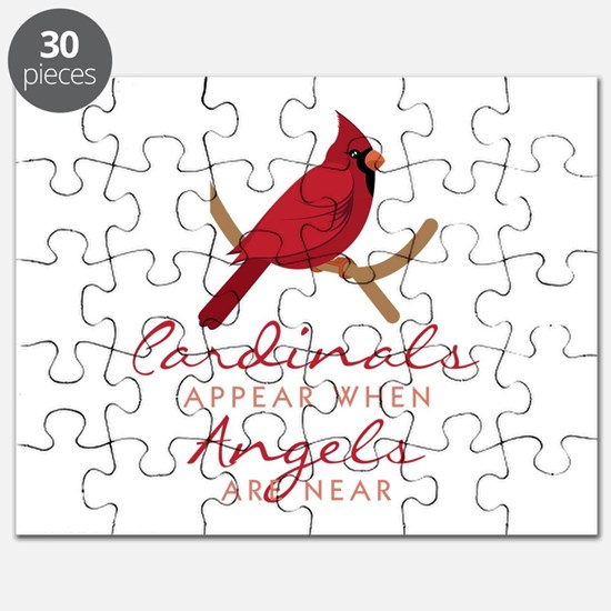 Cardinals Appear Puzzle